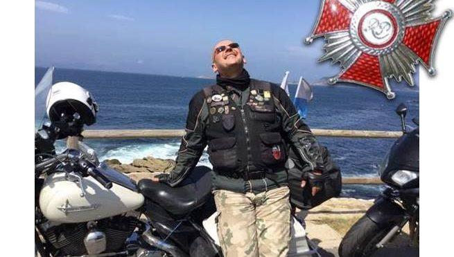 Rafał uhonorowany Srebrnym Krzyżem Zasługi!