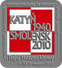 Rajd Wschodni 2010 Katyń