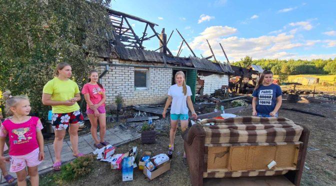 trudna sytuacja w Bogdanowie – pomożemy!